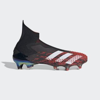 Predator Mutator 20+ SG Fußballschuh Core Black / Cloud White / Active Red EF1567