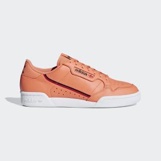 Continental 80 Shoes Easy Orange / Core Black / Scarlet CG7124
