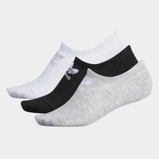 Lurex Super-No-Show Socks 3 Pairs Multicolor CK6743