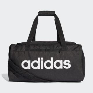 Bolsa de deporte pequeña Linear Core Black / Black / White DT4826