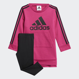 ATHLETICS DRESS  TIGHT SET Magenta CM0193