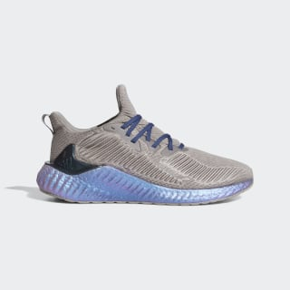 Alphaboost Shoes Dove Grey / Tech Indigo / Dash Grey EG1440