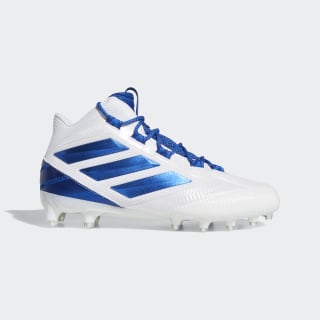 Freak Carbon Mid Cleats Cloud White / Collegiate Royal / Bright Royal F97435