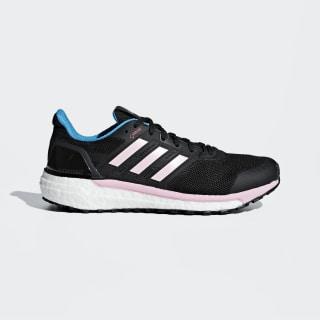 Sapatos Supernova Gore-Tex Core Black / Shock Cyan / True Pink B96281