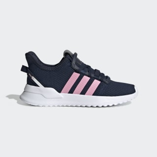 U_Path Run Shoes Collegiate Navy / Light Pink / Cloud White EE7439