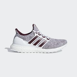UltraBOOST NCAA Shoes ftwr white / maroon / maroon EE3705