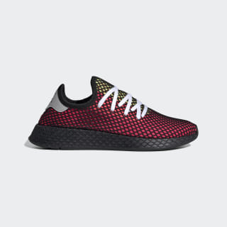 Deerupt Runner Shoes Shock Red / Real Lilac / Core Black CM8448