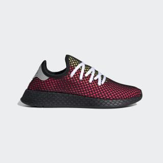 Deerupt Runner Shoes Shock Red / Real Lilac / Core Black CM8448