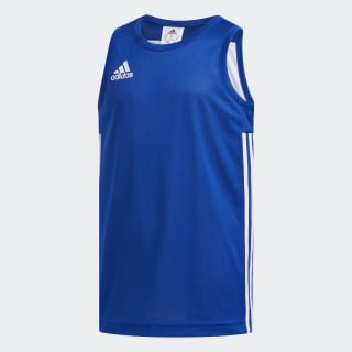Maglia 3G Speed Reversible Collegiate Royal / White DY6620