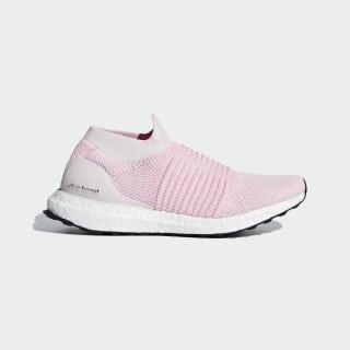 Zapatilla Ultraboost Laceless Pink / True Pink / Carbon B75856