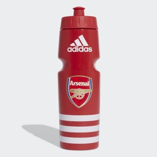 Arsenal Water Bottle Scarlet / White EH5095