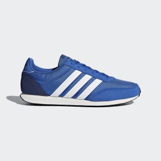 Кеды V Racer 2.0 blue / ftwr white / mystery blue BC0107