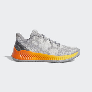 Zapatillas Harden B/E X Charcoal Solid Grey / Cloud White / Bold Gold F97249