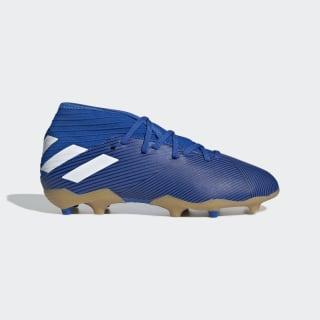 Nemeziz 19.3 Firm Ground Boots Football Blue / Cloud White / Core Black F99954