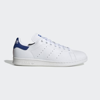 Stan Smith Shoes Cloud White / Collegiate Royal / Red EG8356