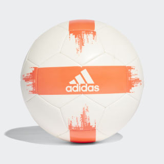 Balón EPP 2 WHITE/SOLAR RED CW5354