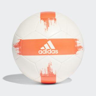 Balón de Fútbol EPP 2 White / Solar Red CW5354
