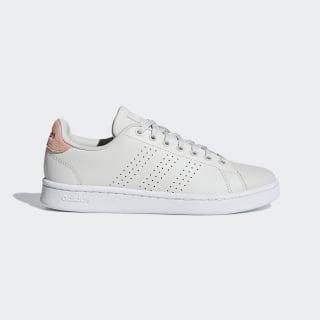 Chaussure Advantage Raw White / Raw White / Dust Pink F36480