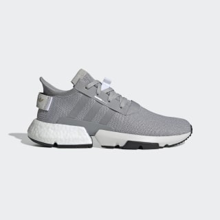 POD-S3.1 Schuh Grey Two / Grey Two / Reflective Silver CG6121