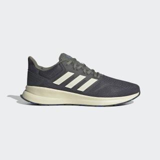 Runfalcon Shoes Grey Six / Sand / Legacy Green EG8617