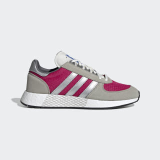 Marathon Tech Shoes Trace Cargo / Silver Met. / Real Magenta G27417