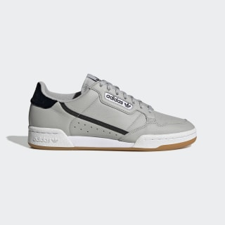 Tenis Continental 80 Grey Two / Core Black / Cloud White EE5570