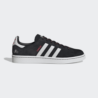 Tenis CAMPUS Core Black / Grey One / Crystal White G27580