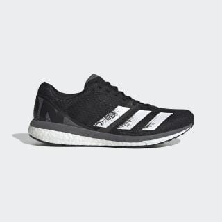 Sapatos Adizero Boston 8 Core Black / Cloud White / Grey EG7892