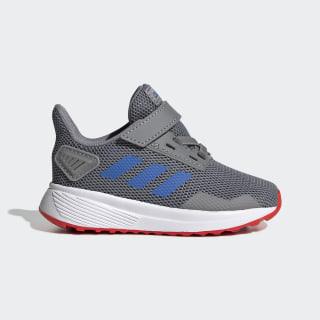 Кроссовки DURAMO 9 I Grey Three / Blue / Active Red EE9006