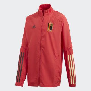 Belgium Presentation Jacket Glory Red FI5412
