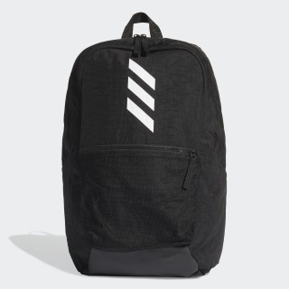 Parkhood Backpack Black / White / Signal Green FJ1127