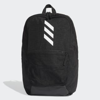 กระเป๋าสะพายหลัง Parkhood Black / White / Signal Green FJ1127