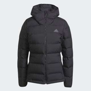 Helionic Down Hooded Jacket Black BQ1935