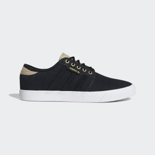 Zapatillas Seeley Core Black / Cloud White / Trace Khaki EE6128