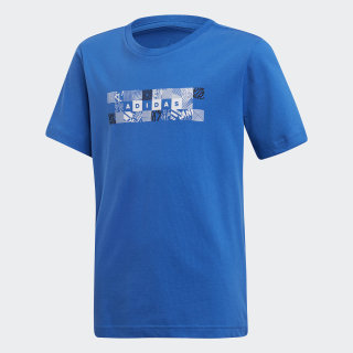 T-shirt ID Box Blue DV2944