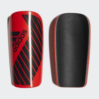 X Lesto Shin Guards Active Red / Black / Off White DN8611