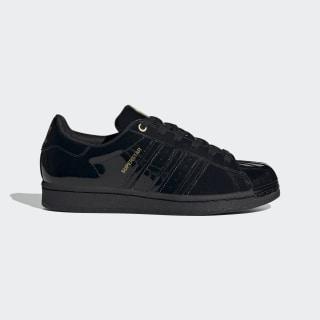 Superstar Metal Toe Shoes Core Black / Core Black / Gold Metallic FV3299