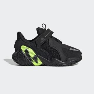 4UTURE RNR Shoes Core Black / Night Metallic / Signal Green EG8334