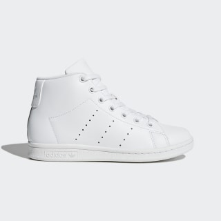 Кроссовки Stan Smith Mid ftwr white / ftwr white / ftwr white BZ0098