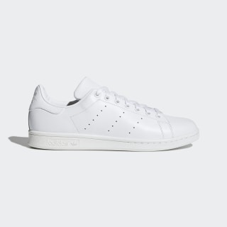 Sapatos Stan Smith Footwear White / Cloud White / Cloud White S75104