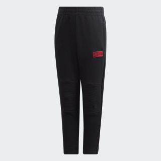 Pantalones del Hombre Araña de Marvel Black / Active Red DV0830