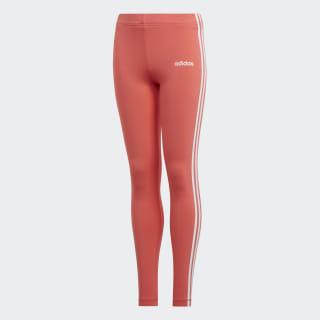 Essentials 3-Stripes Tights Prism Pink / White DV0372