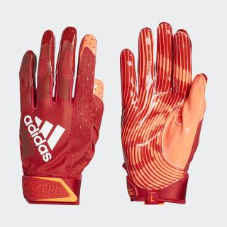 Adizero 9.0 Highlighter Receiver Gloves Red EW5582