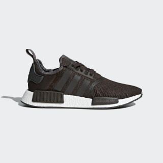 NMD_R1 Shoes Brown / Trace Grey Metalic / Trace Grey Metalic / Ftwr White CQ2412