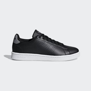 รองเท้า Advantage Core Black / Core Black / Grey Three F36431