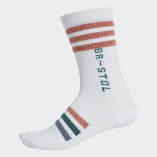 Bristol Socks Running White DY5871