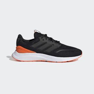 Zapatillas Energyfalcon Core Black / Core Black / Solar Orange EE9848