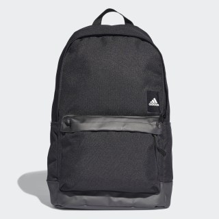 Classic Pocket Backpack Black / Black / White DT2610