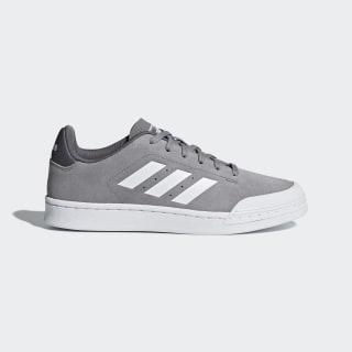 Кеды Court 70s grey three f17 / ftwr white / grey five B96223