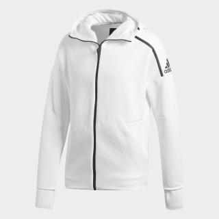 Chaqueta Pulse Jacquard adidas Z.N.E. Chaqueta Fast Release White CY9903